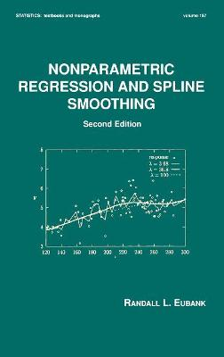 Nonparametric Regression and Spline Smoothing, Second Edition