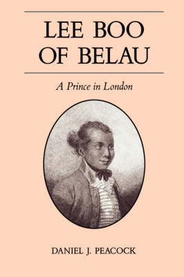 Lee Boo of Belau: A Prince in London