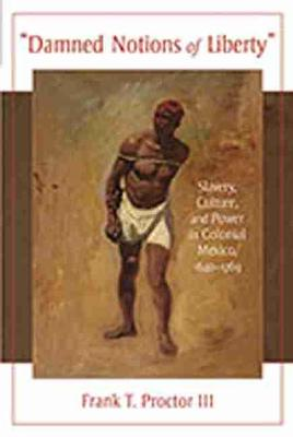 Damned Notions of Liberty: Slavery, Culture and Power in Colonial Mexico, 1640-1769