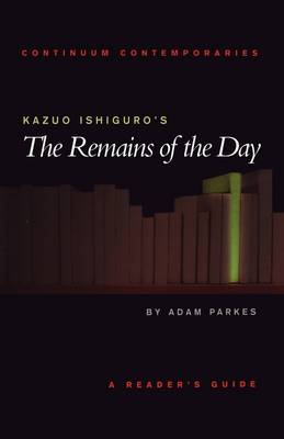 """Kazuo Ishiguro's """"The Remains of the Day"""""""