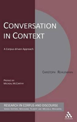 Conversation in Context: A Corpus-driven Approach