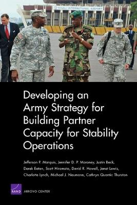 Developing an Army Strategy for Building Partner Capacity for Stability Operations