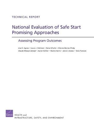 National Evaluation of Safe Start Promising Approaches: Assessing Program Outcomes