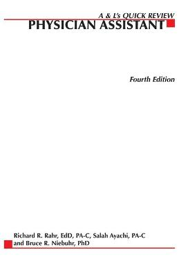 Appleton and Lange's Quick Review: Physician Assistant