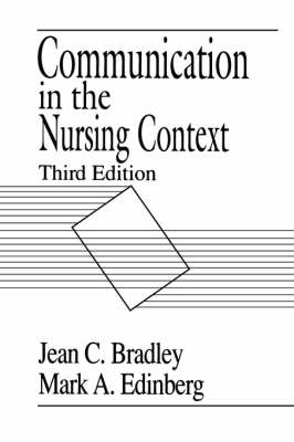 Communication In The Nursing Context,