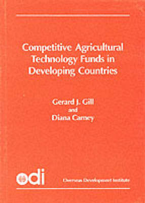 Competitive Agricultural Technology Funds in Developing Countries