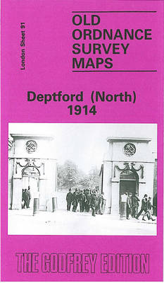 Deptford (North) 1914: London Sheet 091.3