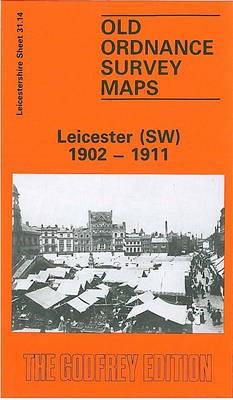 Leicester (South West) 1902-1911: Leicestershire Sheet 31.14