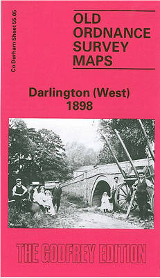 Darlington (West) 1898: Durham Sheet 55.05