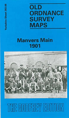 Manvers Main 1901: Yorkshire Sheet 283.08