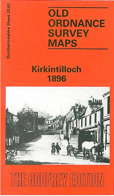 Kirkintilloch 1896: Dumbartonshire Sheet 33.02