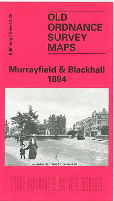 Murrayfield and Blackhall 1894: Edinburgh Sheet 3.06