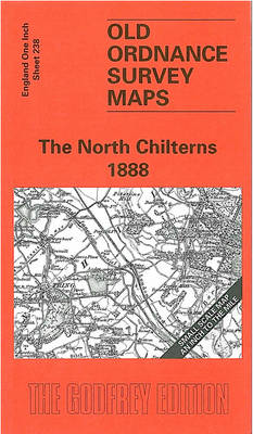 North Chilterns 1888: One Inch Map 238