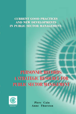 Current Good Practices and New Development in Public Sector Management: A Strategic Resource for Public Sector Management