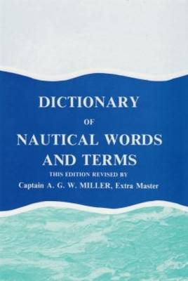 Dictionary of Nautical Words and Terms
