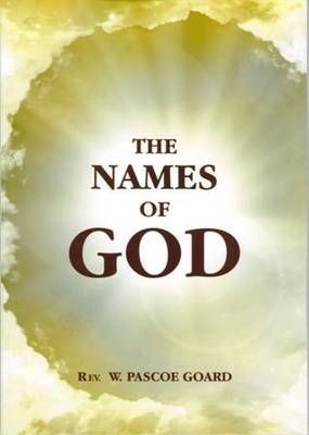 Names of God: Majestic Order of Divine Self-revelation