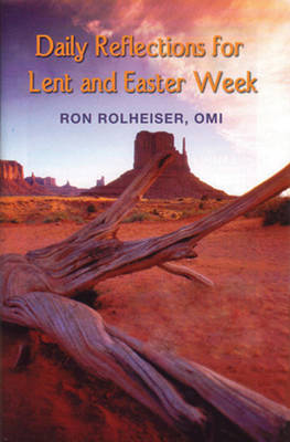 Daily Reflections for Lent and Easter Week