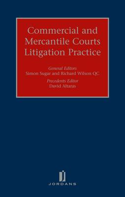 Commercial and Mercantile Courts Litigation Practice