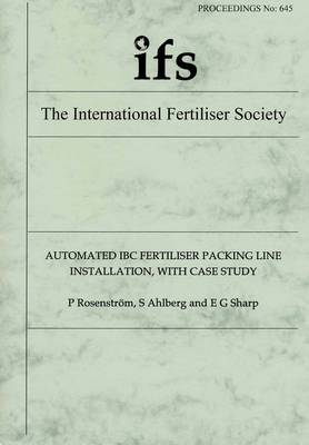 Automated IBC Fertiliser Packing Line Installation, with Case Study
