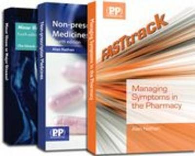 Pharmacy Practice - Textbook and Revision / Study Guide Package: Minor Illness or Major Disease / Non-prescription Medicines / Fasttrack: Managing Symptoms