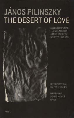 The Desert of Love: Selected Poems