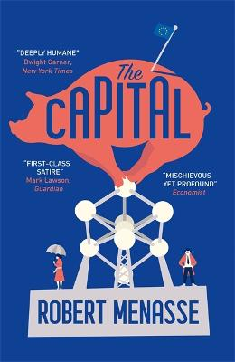 """The Capital: A """"House of Cards"""" for the E.U."""