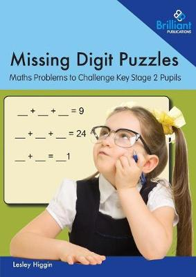 Missing Digit Puzzles: Maths Problems to Challenge Key Stage 2 Pupils