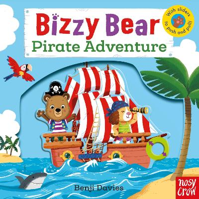 Bizzy Bear: Pirate Adventure!