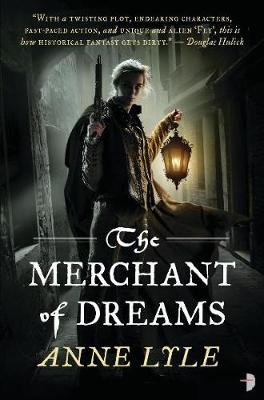 The Merchant of Dream: Book Two of Night's Masque