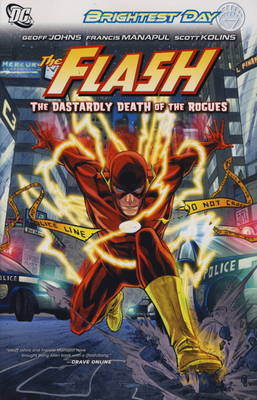 The The Flash: Dastardly Death of the Rogues Dastardly Death of the Rogues