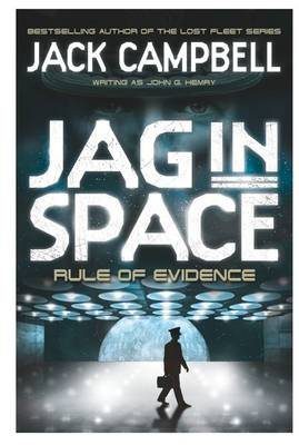 JAG in Space - Rule of Evidence (Book 3)