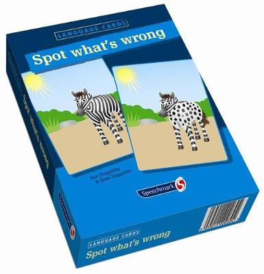 Spot What's Wrong Language Cards