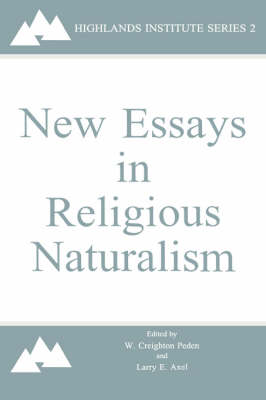 New Essays in Religious Naturalism
