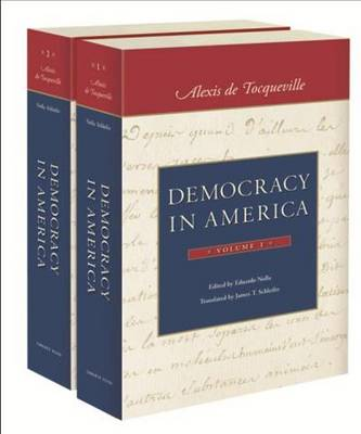Democracy in America: English Edition in Two Volumes