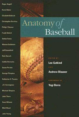 Anatomy of Baseball