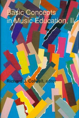 Basic Concepts in Music Education, II