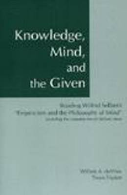 Knowledge, Mind & the Given