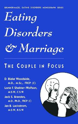 Eating Disorders And Marriage: The Couple In Focus Jan B.