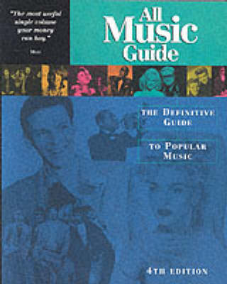 All Music Guide: The Definitive Guide to Popular Music