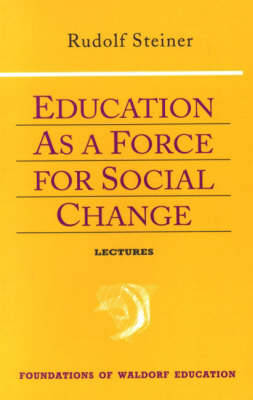 Education as a Force for Social Change