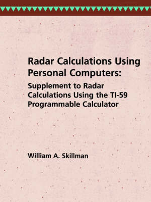Radar Calculations Using Personal Computers