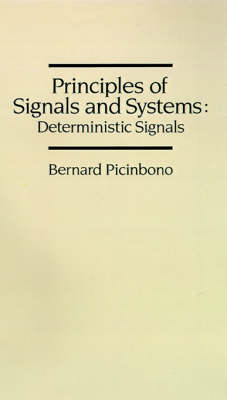 Principles of Signals and Systems: Deterministic Signals