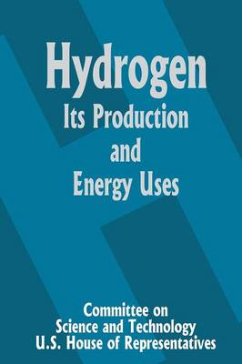 Hydrogen Its Production and Energy Uses