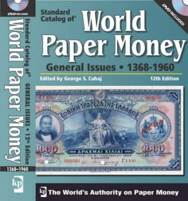 """""""Standard Catalog of"""" World Paper Money, General Issues: 1368-1960"""