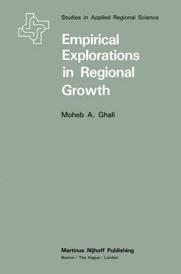 Empirical Explorations in Regional Growth