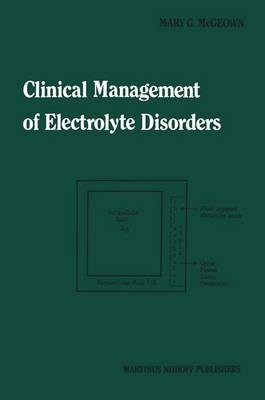 Clinical Management of Electrolyte Disorders