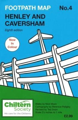 Footpath Map No. 4 Henley and Caversham