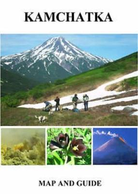 Kamchatka Map and Guide