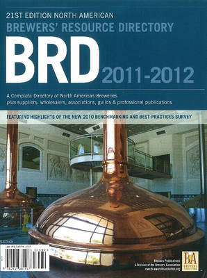 Brewer's Resource Directory: North American: 2011-2012