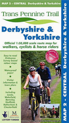 Derbyshire and Yorkshire: Map 2: Central